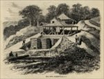 """Mica Mine, Bakersville, North Carolina,"" ""Frank Leslie's Populat Monthly,"" Dec. 1880"