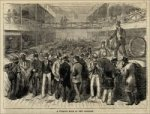 """A Tobacco Sale at New Orleans,"" ""Frank Leslie's Populat Monthly,"" Dec. 1880"