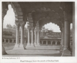 "The Pearl Mosque in India (""Through the Ages"" magazine, May 1923)"