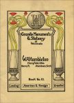 W. A. Hambleton Granite Monuments & Statuary At Wholesale Catalog, Book No. 10, Mansfield, OH