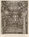 Interior of St. Sophia at Constantinople (1923)