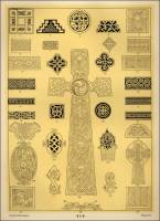 "Celtic Ornamentation Patterns in ""Sources of Memorial Ornamentation"""