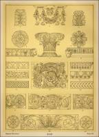 "Roman Ornamentation Patterns in ""Sources of Memorial Ornamentation"""