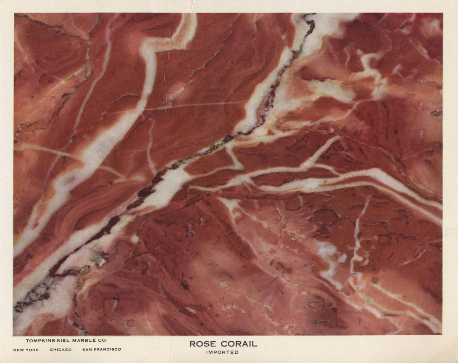 Products Of Tompkins Kiel Marble Company Stone Catalog
