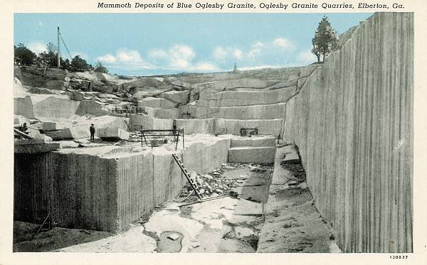 Quarry To Cemetery Stone Stone Imported Into California