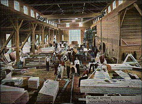 Quarry To Cemetery Stone Stone Mills Sheds Shops Yards