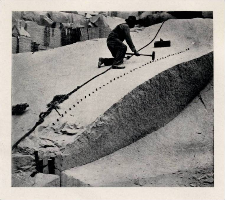 Plug And Feather : Quarry to cemetery stone tools equipment
