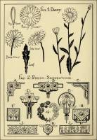 "Daisy Patterns in ""Monumental Drawing and Lettering: The Daisy in Applied Ornament"" (1926)"