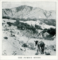 """The Pumice Mines"" (From the Harrison Supply Company Catalog, Boston, Massachusetts, 1904)"