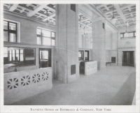 """Banking Office of Bonbright & Company, New York"" (1917)"