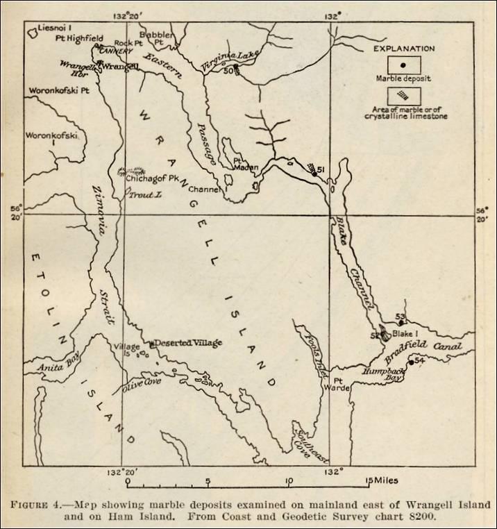 map of alaska panhandle talkeetna