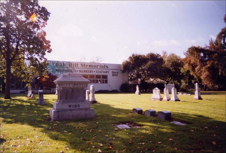 Historical Cemetery Stone And Monument Carvers Oak Hill