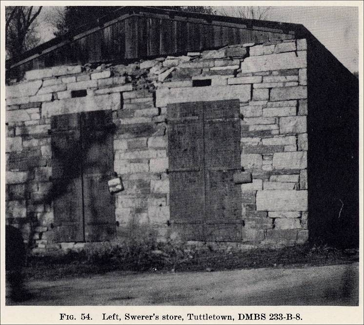 1840s Through About The 1860s Building Material