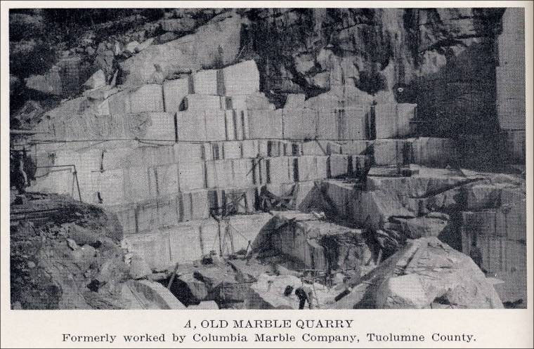 Tuolumne County List Of Stone Quarries