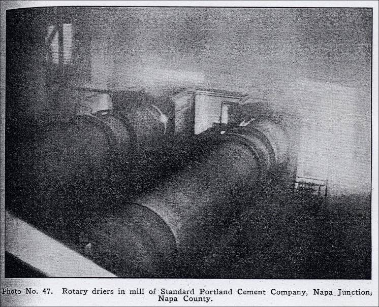 Portland Cement Ball Mill : Napa county list of stone quarries