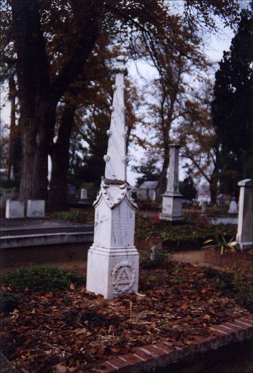 Visit To The Indian Diggings Cemetery And Indian Diggings