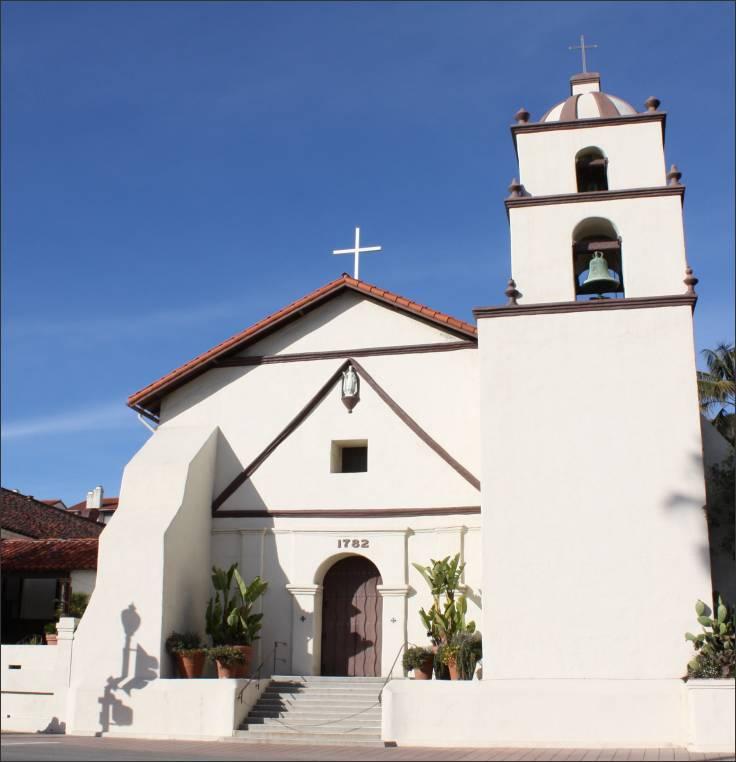 Mission San Buenaventu...
