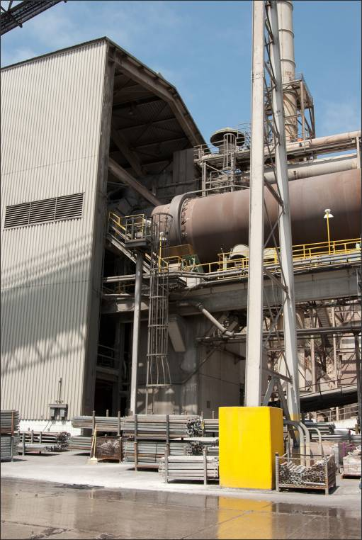 Portland Cement Plants : Santa cruz portland cement plant cemex photo tour