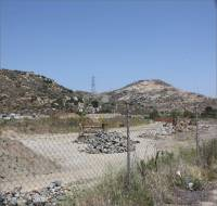 San Vicente Dam Quarry Area, Lakeside, San Diego Co., CA