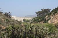 Sweetwater Dam & granite quarry, San Diego Co., CA (5/2012)