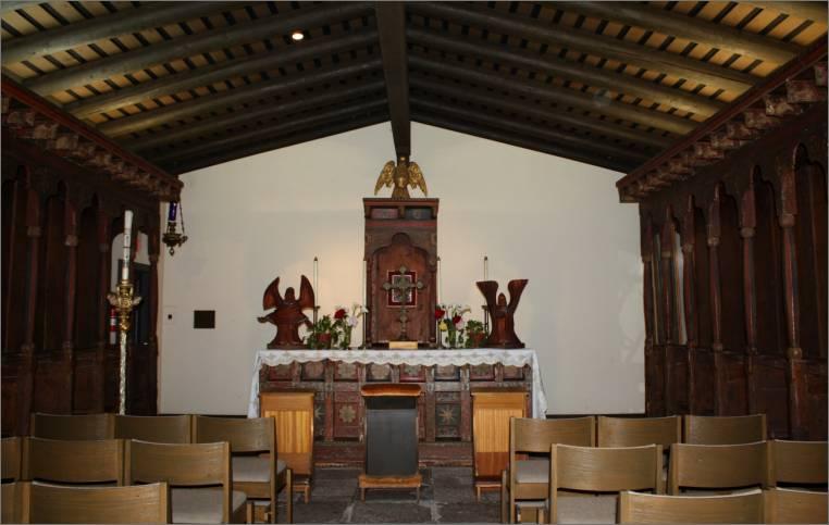 San Diego Mission Chapel