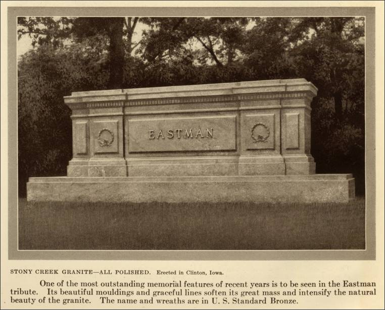 Structures And Monuments In Which Connecticut Stone Was Used