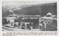 Stone Mountain Granite Corp. power plant, cutting sheds, blacksmith shops, & crushing plant (ca. 1914)