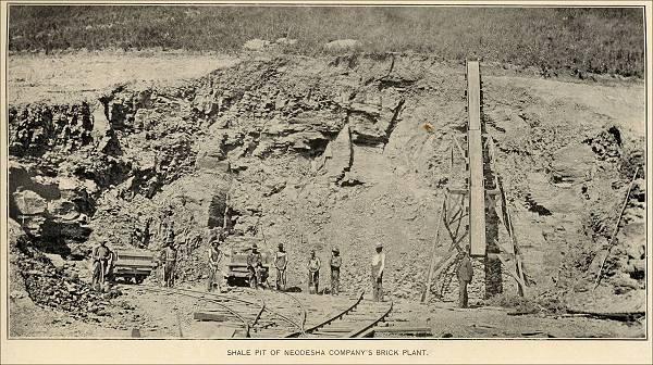 Economic Geology of the Independence Quadrangle  Kansas