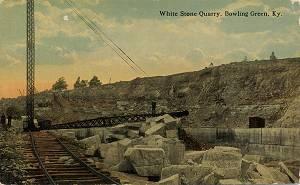 White Stone Quarry, Bowling Green, KY