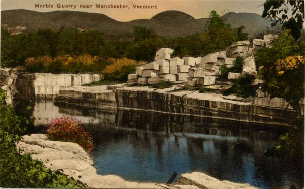 Vermont Quarry Links And Photographs