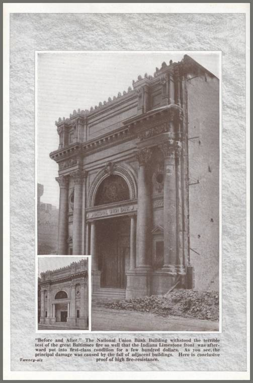 Structures And Monuments In Which Indiana Stone Was Used