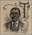 Abe Hanson, sculptor (circa 1892)