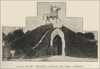 """Albert Sidney Johnston Statue, Metairie Cemetery"" (1894)"