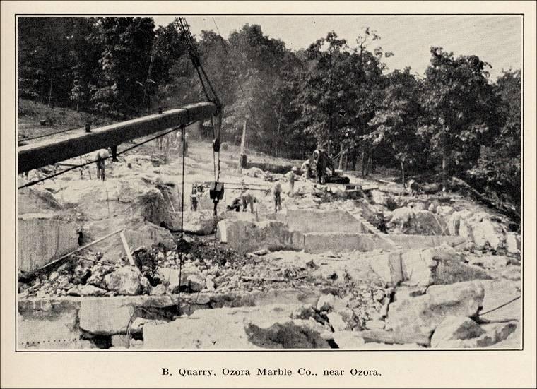 Missouri Quarry Links And Photographs