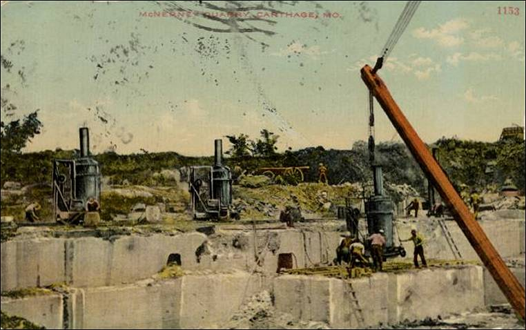 Carthage (MO) United States  City new picture : in The Mine, Quarry and Metallurgical Record of the United States ...
