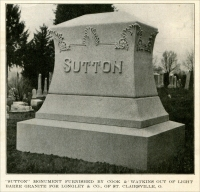 Structures And Monuments In Which Vermont Stone Was Used