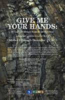 Give Me Your Hands: The Legacy of the Barre Sculptors and Their Stone. A photographic exhibition by Leslie D. Bartlett. October 2 through December 15, 2011, at the Michigan State University College of Law