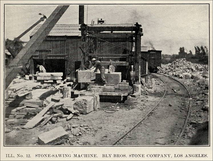 Quarry To Cemetery Stone California Quarries Late 1800 S