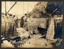 Marble Quarry at Proctor, Vermont