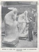 """Sculptor's Cross"" ""Scientific American"" Dec. 16, 1899, p. 395"