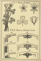 "Wood Sorrel Patterns in ""Monumental Drawing and Design: The Wood Sorrel in Applied Ornament"" (1927)"
