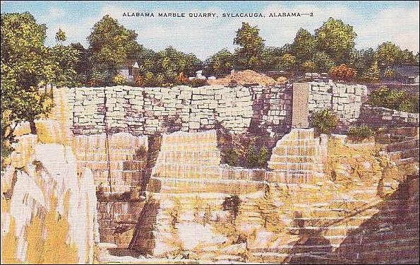 List Of Quarries In Alabama Amp Quarry Links Photographs