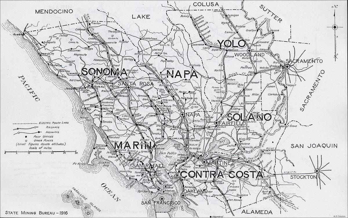 Image of: Contra Costa County
