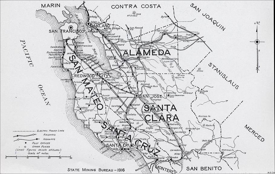 Image Result For Map Of San Francisco County