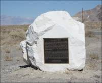 Dolomite Quarry Monument