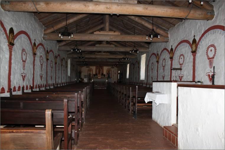 Mission San Antonio De Pala San Diego County Ca
