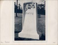 The Amtry cemetery stone of Georgia Marble, p. 2