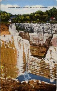 Alabama Marble Quarry