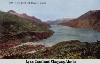 Lynn Canal and Skagway, Alaska