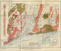 Preliminary Geologic and Economic Map of Connecticut
